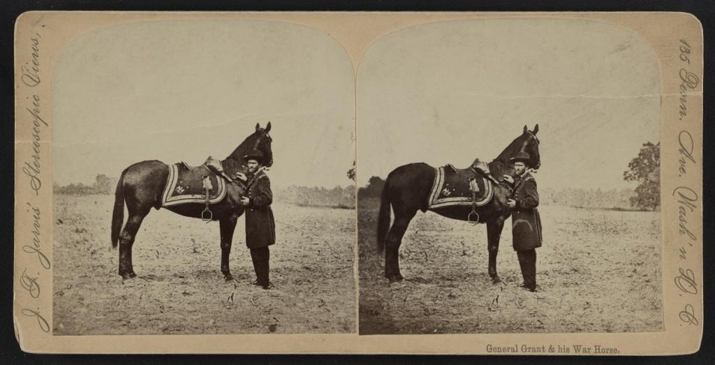 ULYSSES S GRANT HIS HORSES